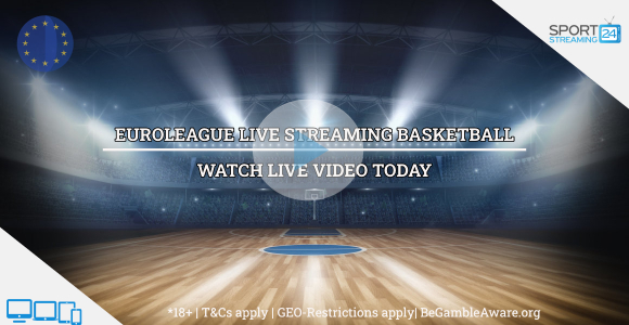 Euroleague Live Streaming basketball online video
