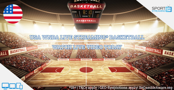 WNBA Live Streaming Basketball online video
