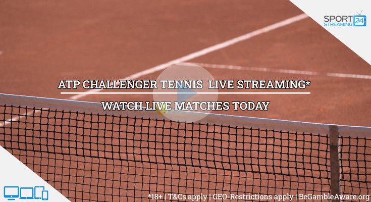 ATP Challenger Tour  Live Streaming tennis online video free