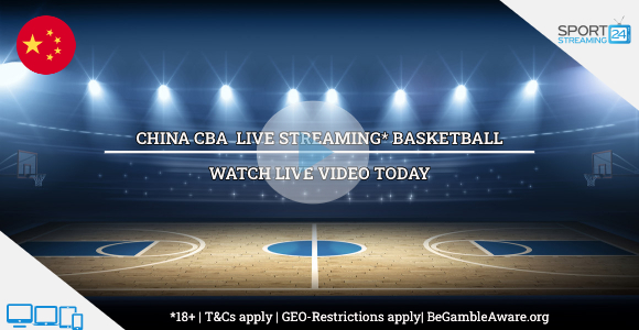 CBA Chinese live stream basketball online free video