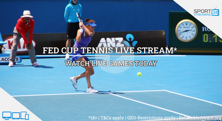 Fed Cup Tennis Live Stream Free Online Sportstreaming24