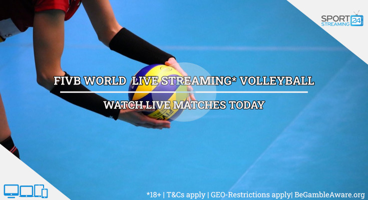 FIVB World league cup live stream volleyball video online tv free
