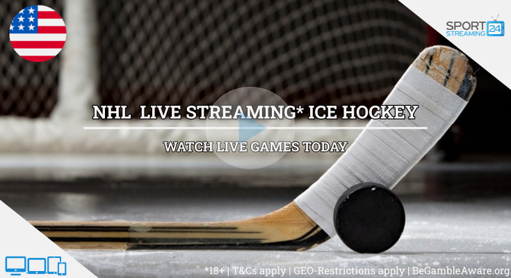 NHL Live Stream ice hockey free online video