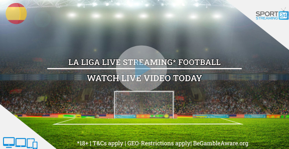 Primera Division Spain football live streaming online free video (La liga soccer)