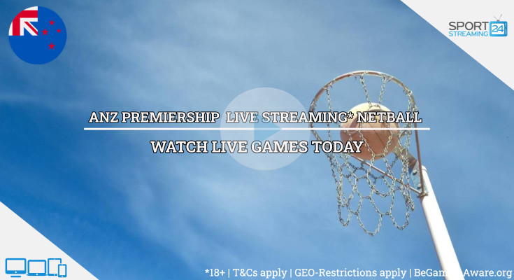 ANZ Premiership Netball Live Streaming video online free (watch today)