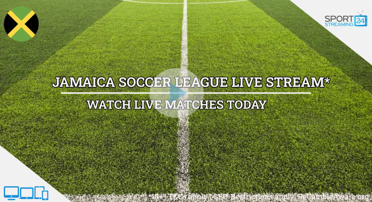 Jamaica Premier League League live stream football video free online tv