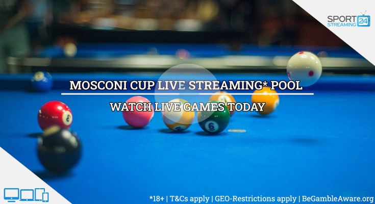 mosconi cup live streaming pool video online free tv watch now