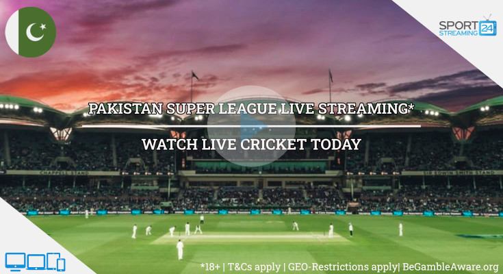Pakistan Super League Cricket Live Streaming video online free tv watch