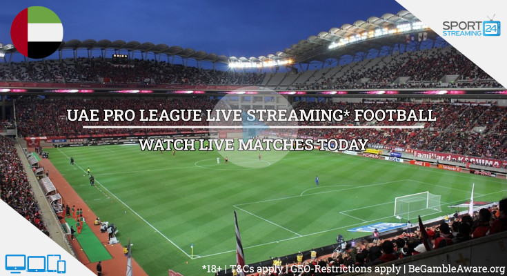 UAE Arabian Gulf League live stream football video free online
