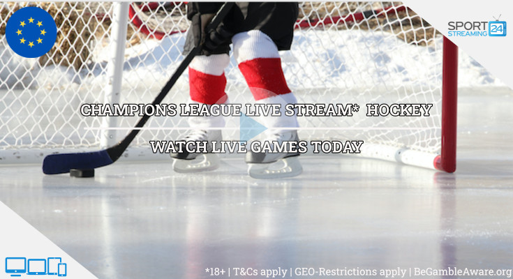 Champions Hockey League Live Stream ice hockey free online video
