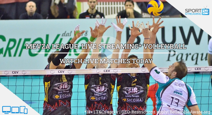 Mevza league live stream volleyball video online tv free watch