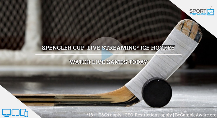 Spengler Cup Live Stream ice hockey free online video