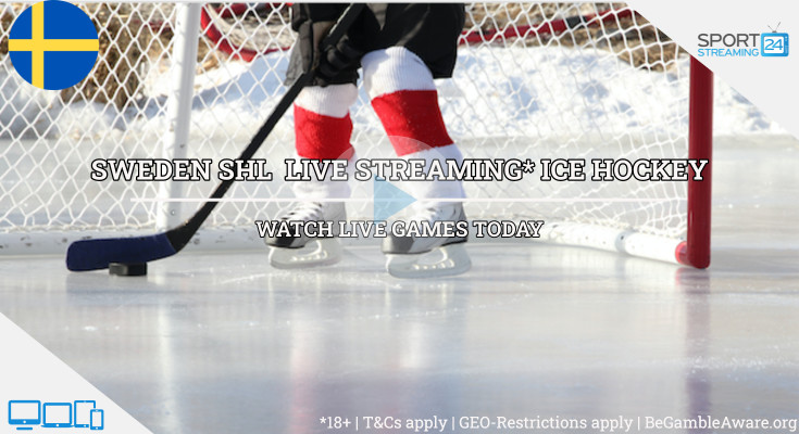 Swedish Hockey League SHL Live Stream ice hockey free online video