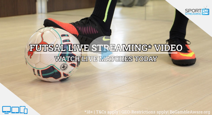 AFC Futsal Championship Live Streaming video online free match tv