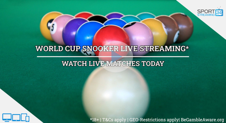 world cup live snooker stream video online free tv watch