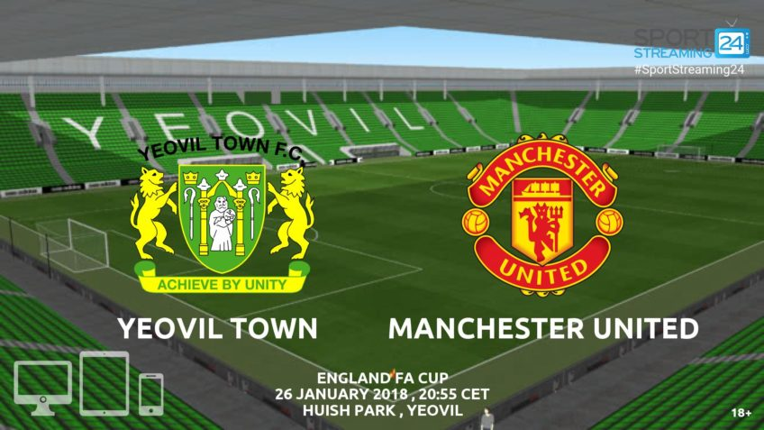 watch yeovil manchester united live stream video bet365