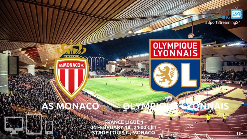 watch monaco lyon live stream video bet365