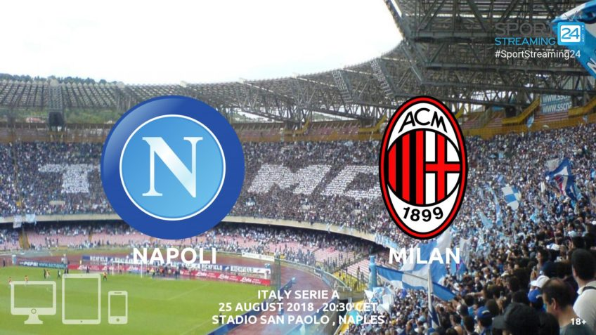 NAPOLI MILAN LIVE STREAMING VIDEO BET365