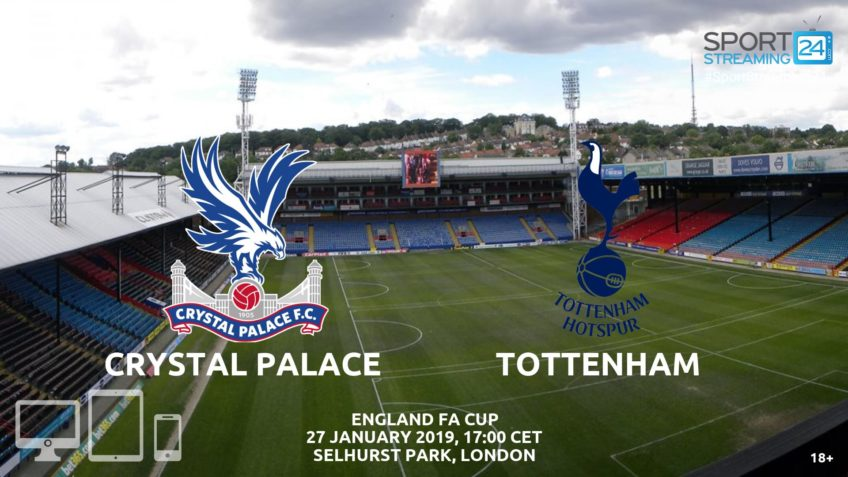 crystal palace tottenham live stream video bet365