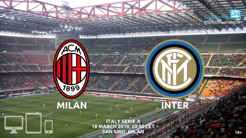 milan inter live streaming serie a video free online