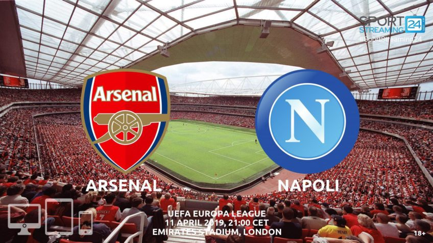 arsenal napoli live stream betting odds