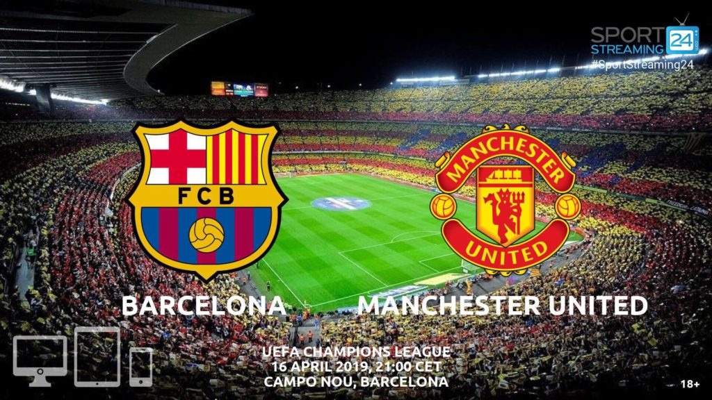 Thumbnail image for Barcelona v Manchester United Live Stream Betting Odds