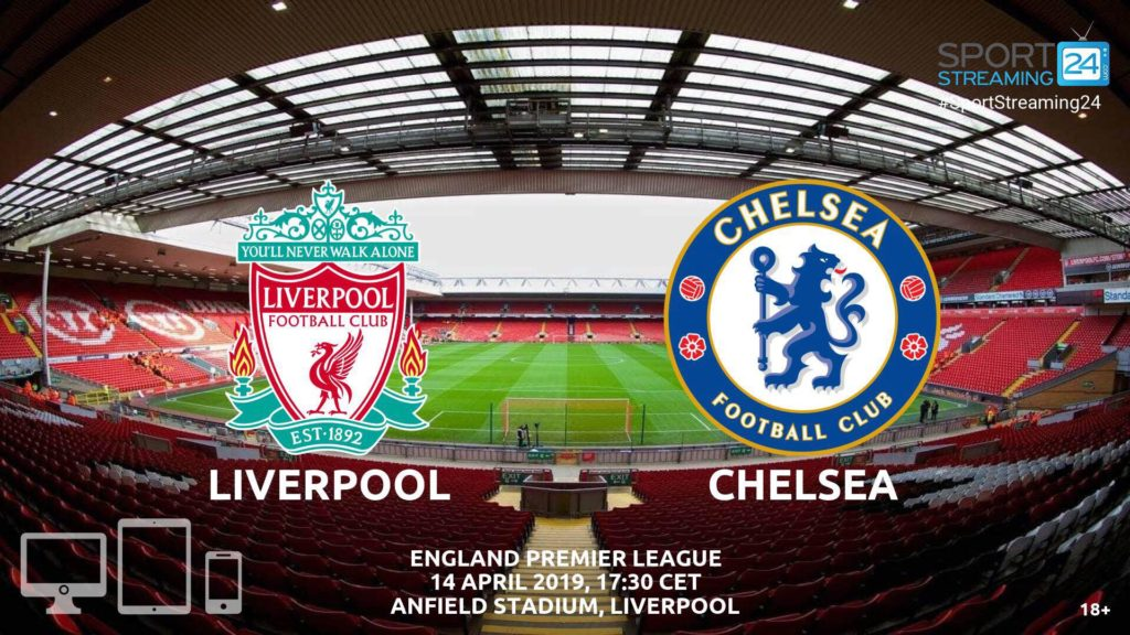 Thumbnail image for Liverpool v Chelsea Live Stream Betting Odds | Premier League