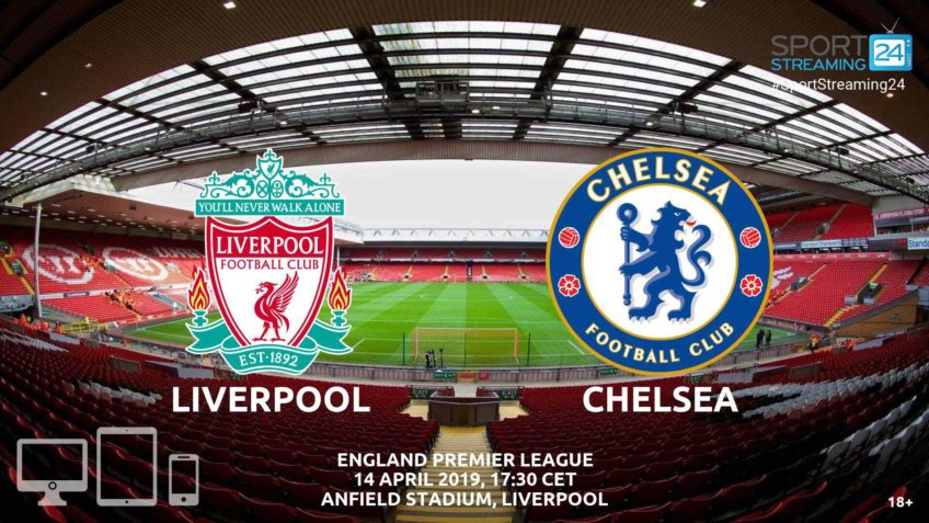 liverpool chelsea live stream betting odds