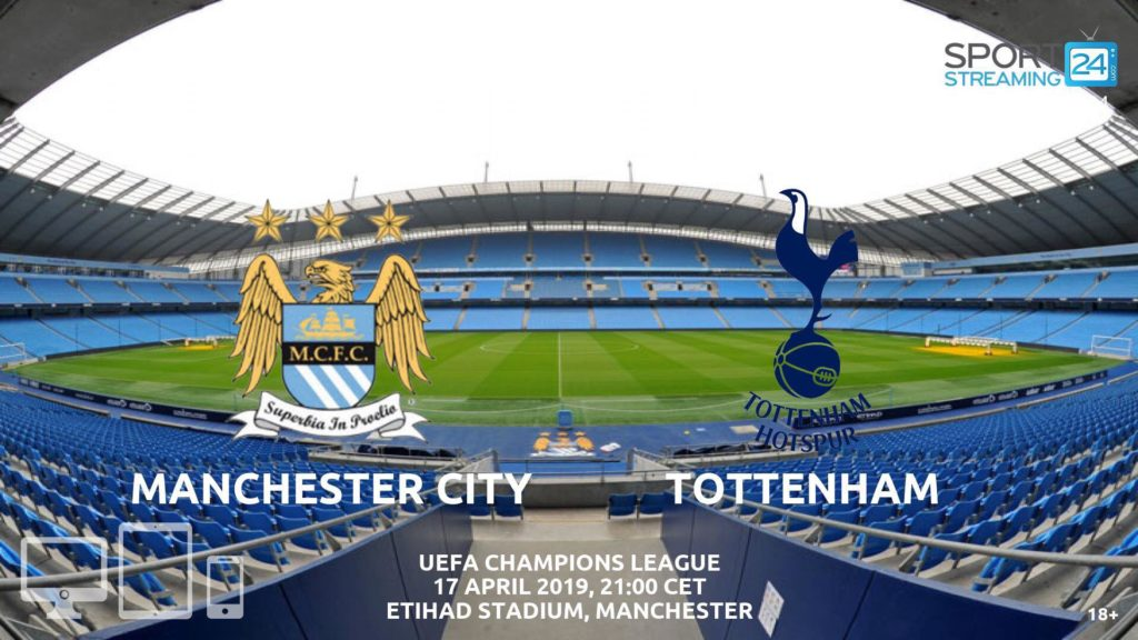 Thumbnail image for Manchester City v Tottenham Live Stream Betting Odds