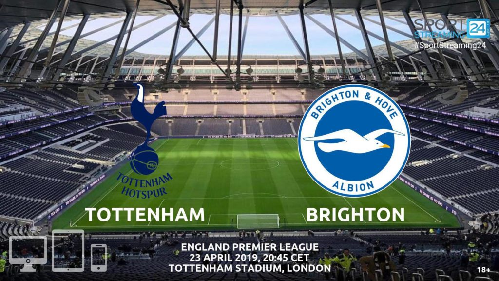 Thumbnail image for Tottenham v Brighton Live Stream Betting Odds