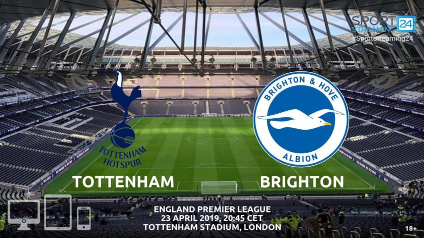 tottenham brighton live stream betting odds