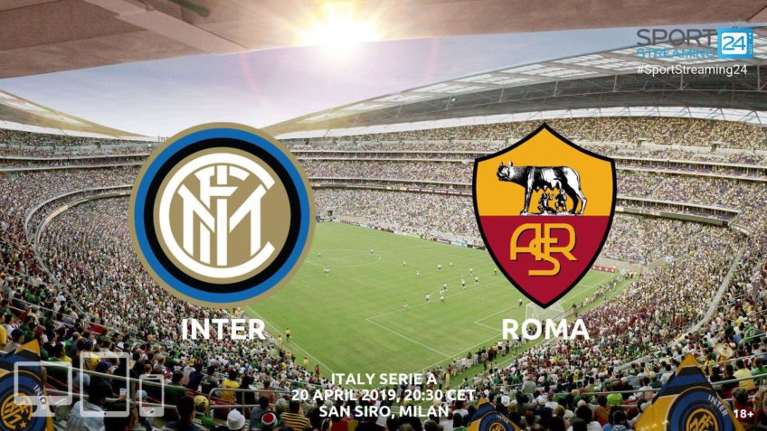 inter roma live stream video streaming