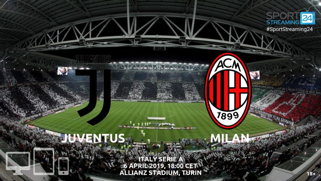 Thumbnail image for Juventus Milan Live Streaming | Serie A