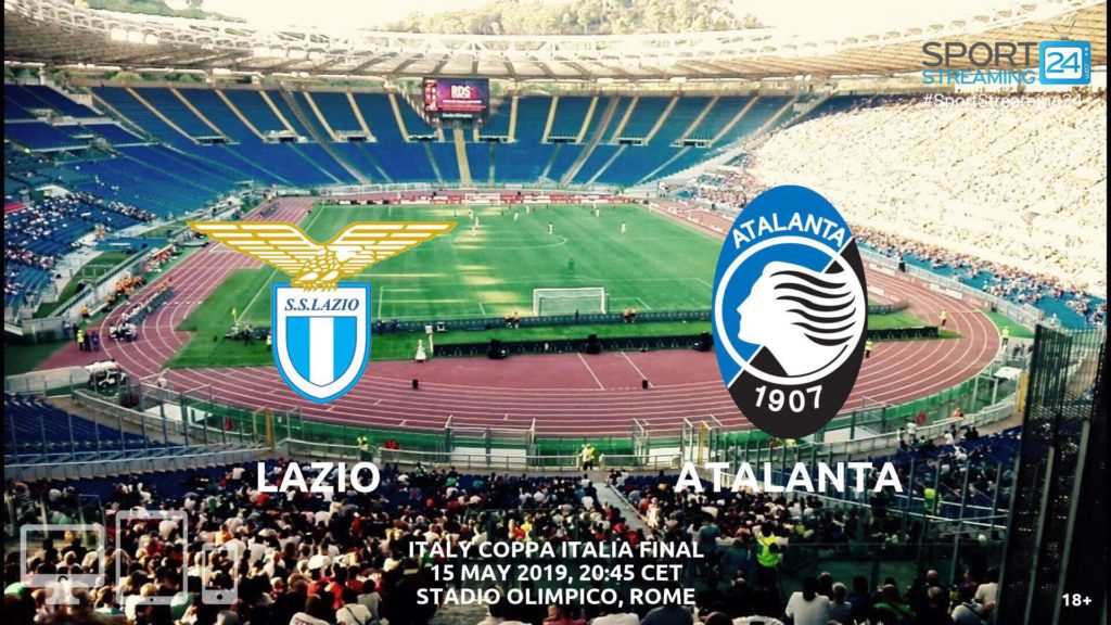 Thumbnail image for Lazio Atalanta Live Streaming | Coppa Italia