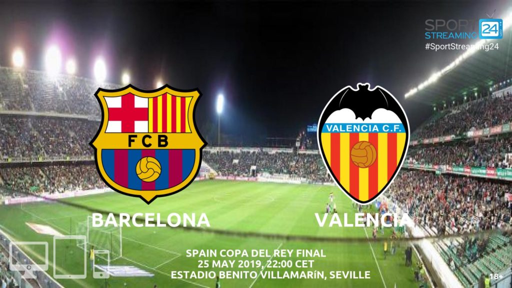 Thumbnail image for Barcelona Valencia Live Streaming | Copa del Rey final