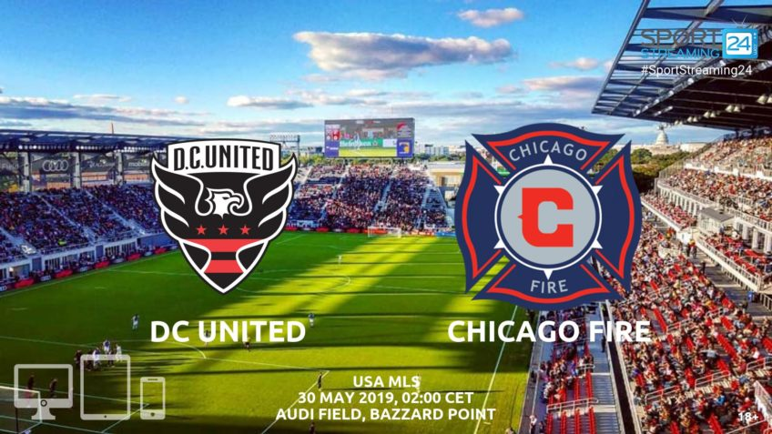dc united chicago live stream betting odds