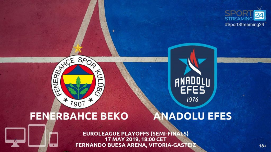 Thumbnail image for Fenerbahce Anadolu Efes Live Stream | Euroleague