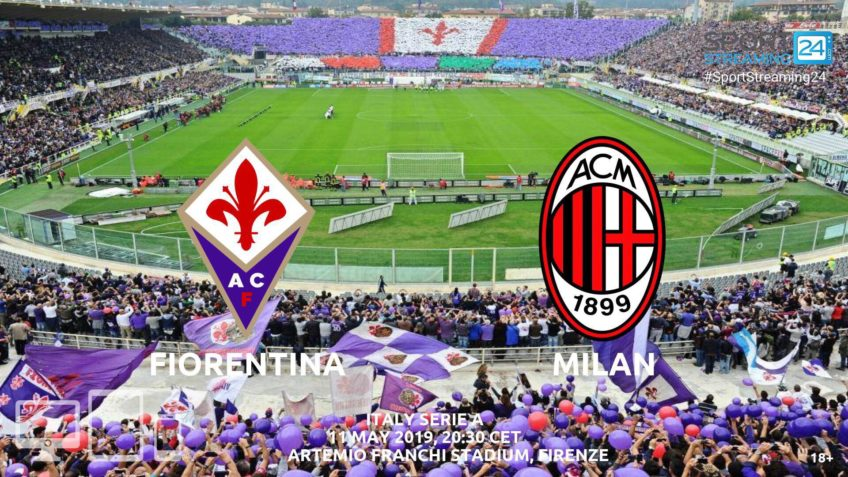 fiorentina milan live stream video streaming
