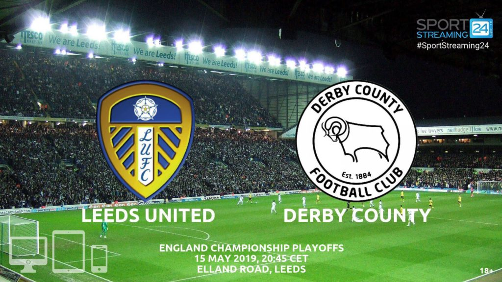 Thumbnail image for Leeds Derby Live Stream Betting Odds