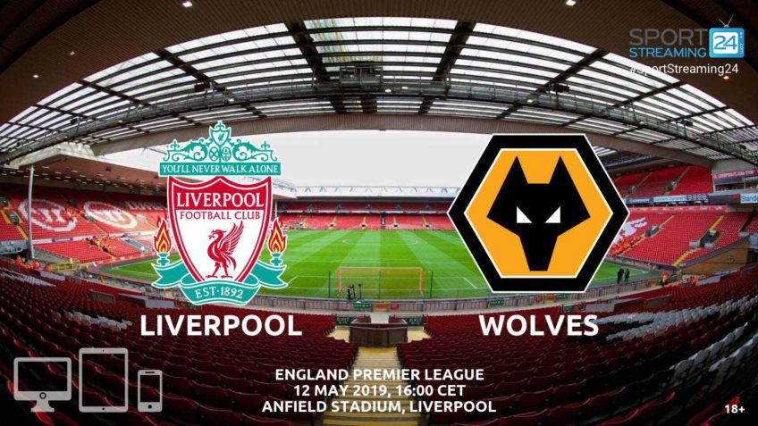 liverpool wolves live stream betting odds
