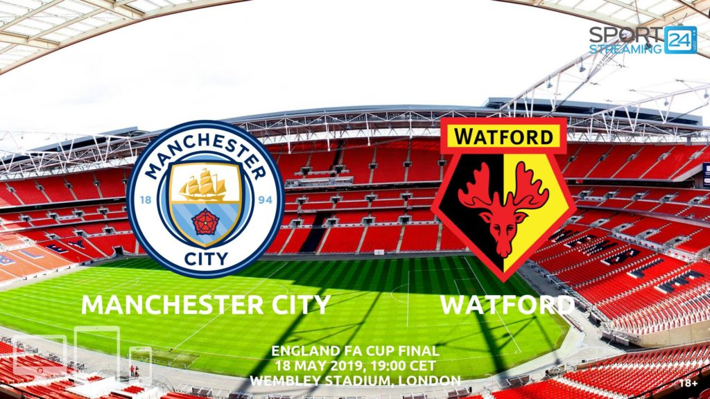 Thumbnail image for Manchester City Watford Live Streaming | England FA Cup