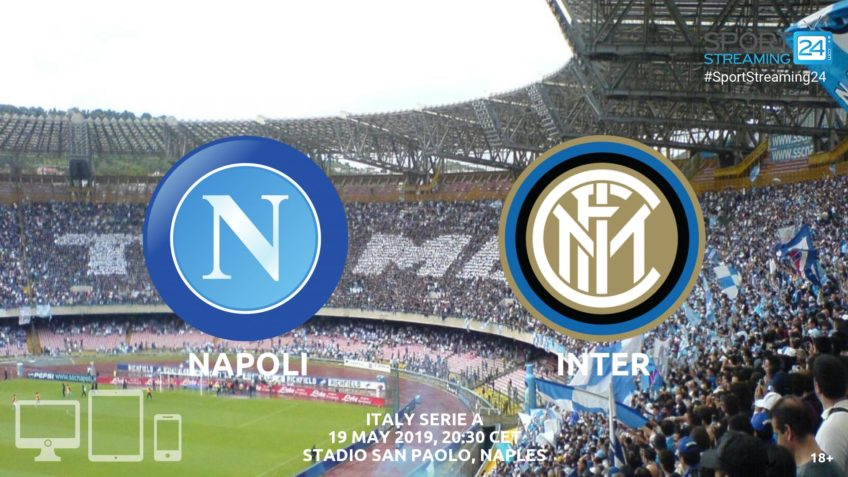 napoli inter live stream video streaming