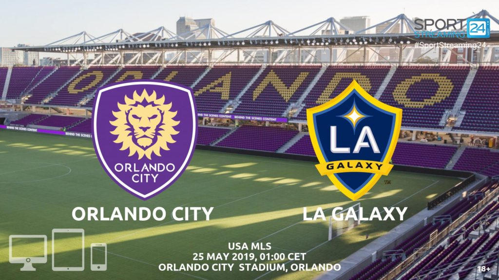 Thumbnail image for Orlando City LA Galaxy Live Streaming | MLS