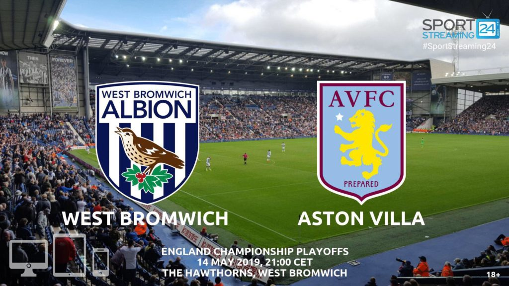 Thumbnail image for West Brom v Aston Villa Live Stream Betting Odds