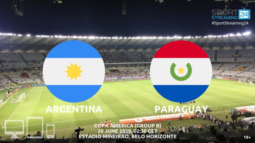 argentina paraguay live stream betting odds
