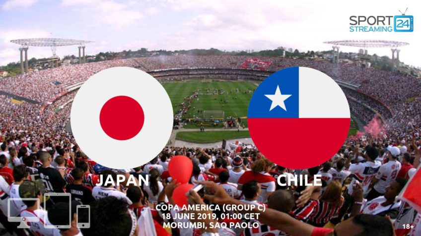 japan chile live stream betting odds