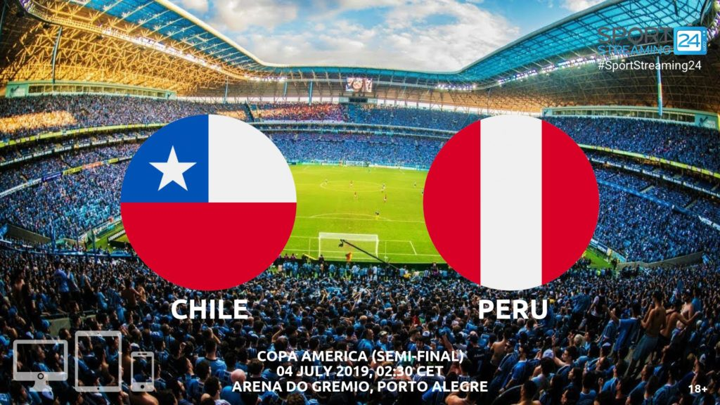 Thumbnail image for Chile v Peru Live Streaming | Copa America
