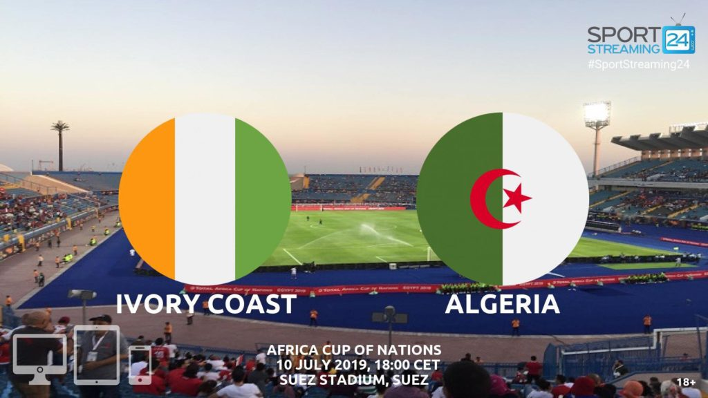 Thumbnail image for Ivory Coast v Algeria Live Streaming | Africa Cup of Nations