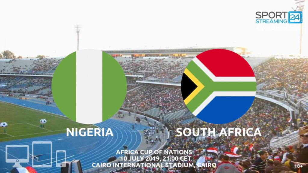 Thumbnail image for Nigeria v South Africa Live Streaming | Africa Cup of Nations