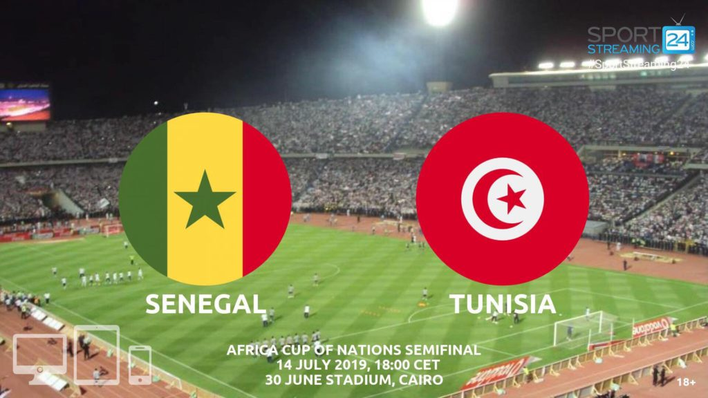 Thumbnail image for Senegal v Tunisia Live Streaming | Africa Cup of Nations